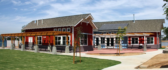 Fresno Cohousing Common House: the Heart of the Community